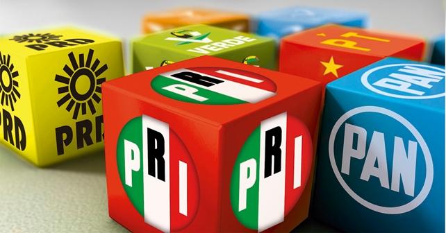 Confirma TEPJF multas al PRI, PRD, PAN y MORENA