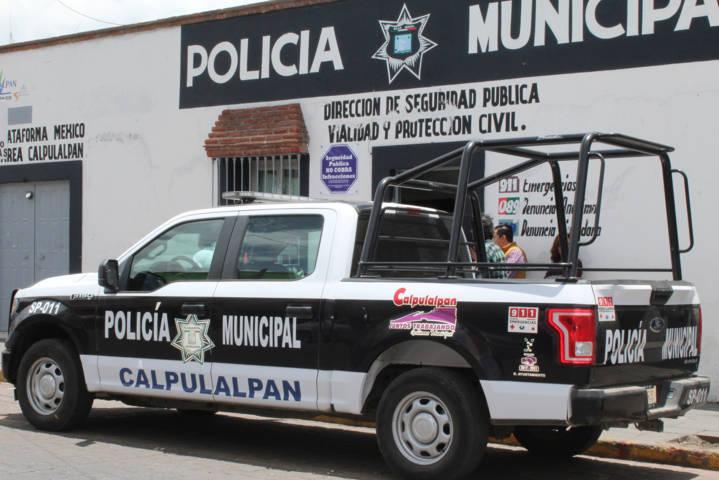 Alcalde refuerza la seguridad en Cuaula con una base y 8 policías establecidos