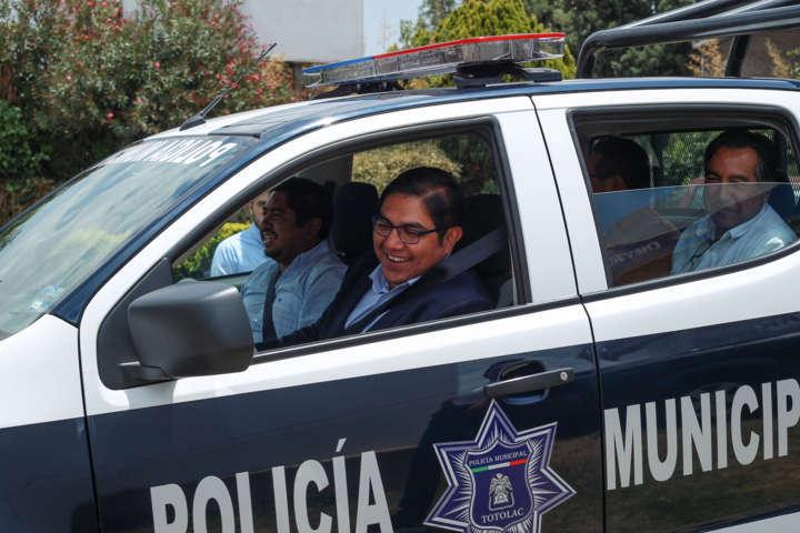 """""""Más de una patrulla por comunidad, objetivo cumplido"""": GPB"""