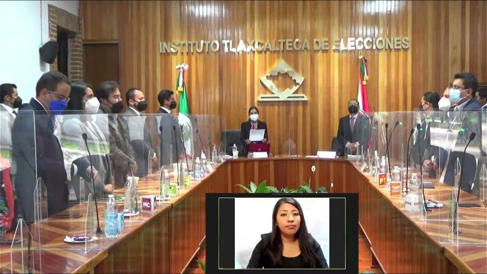 Llama ITE a celebrar elección extraordinaria en un ambiente de paz social