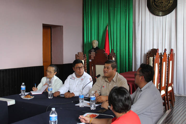 Ayuntamiento toma medidas preventivas sobre el volcán Popocatépetl