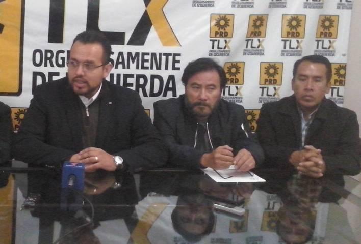 Se queja el PRD de interpretaciones rigoristas de fiscalización del INE