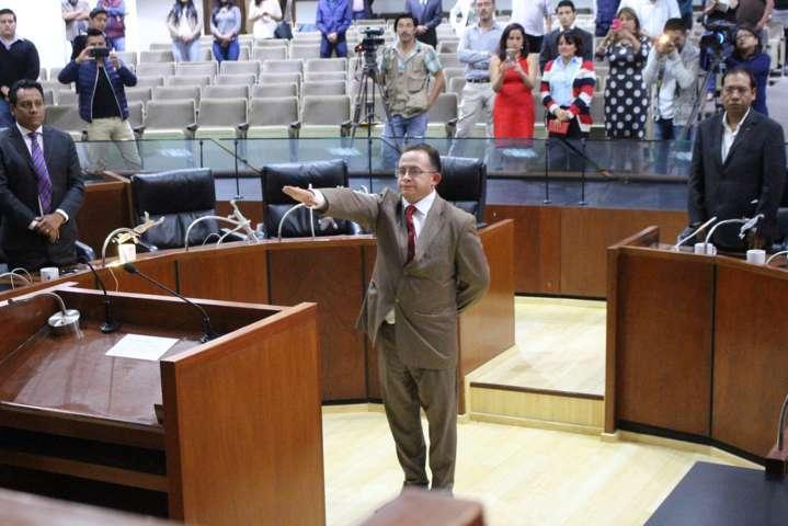 Designan a Víctor Manuel Cid del Prado Pineda presidente de la CEDH