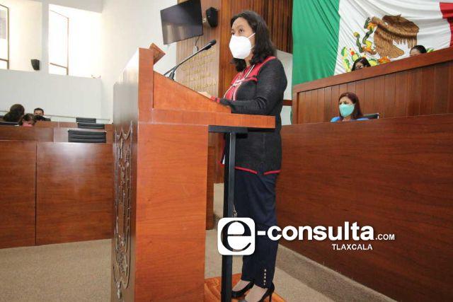 Propone Ma. del Rayo Netzahuatl hasta 40 años de cárcel por pederastia en Tlaxcala