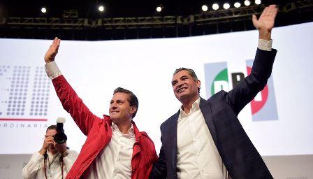 Vamos a una batalla decisiva para México: Enrique Peña