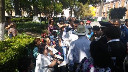 Pensionados y jubilados piden destitución de titular de la JLCyA