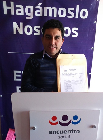 Desde ahora da resultados alcalde electo del PES en Calpulalpan