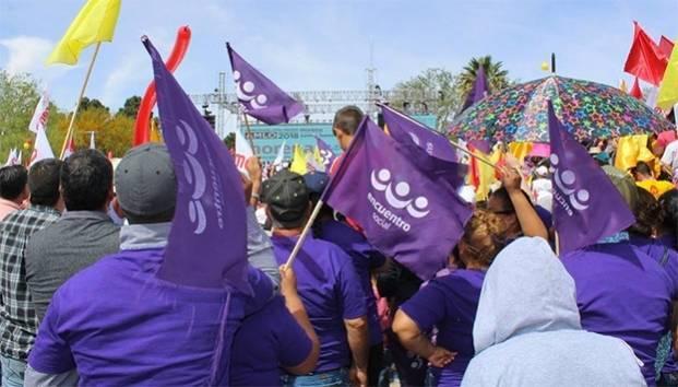 Pese a que apoyaron a AMLO, PES perderá el registro