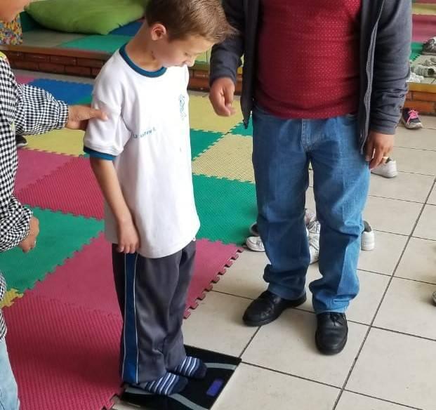 Realiza SMDIF de Tlaxcala Registro Nacional de peso y talla
