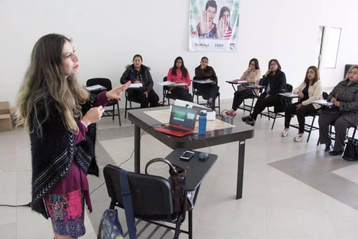 Inicia PGJE certificación de funcionarios en atención a mujeres víctimas de violencia