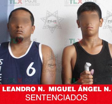 Logran sentencia a responsables de cometer un homicidio en el 2013