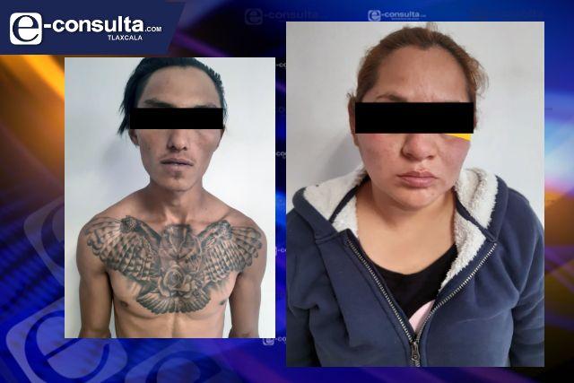 La SSC detiene en la capital a dos personas por el probable delito de robo