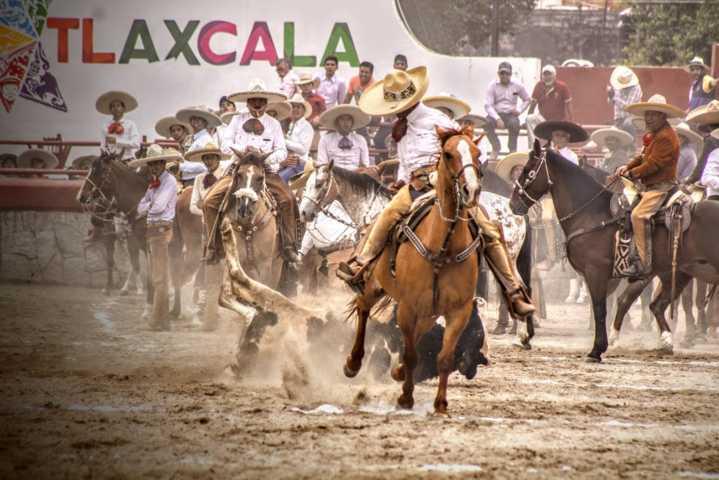 Nace Torneo Charro Tlaxcala Centro