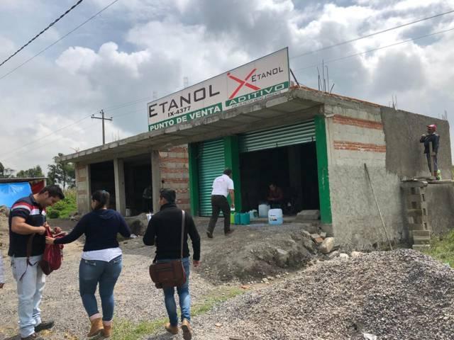 Continúan los operativos de revisión a establecimientos que vendan etanol