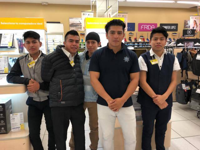 Coppel Zacatelco se suma al programa de Prevención del Delito