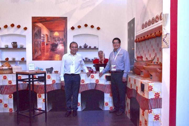 Participará Zacatelco en expo feria internacional Las Manos del Mundo en la CDMX