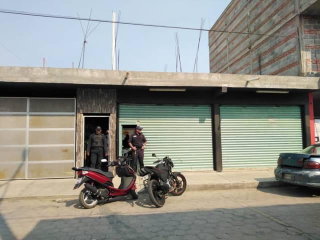 Comercios con irregularidades son clausurados por el gobierno municipal