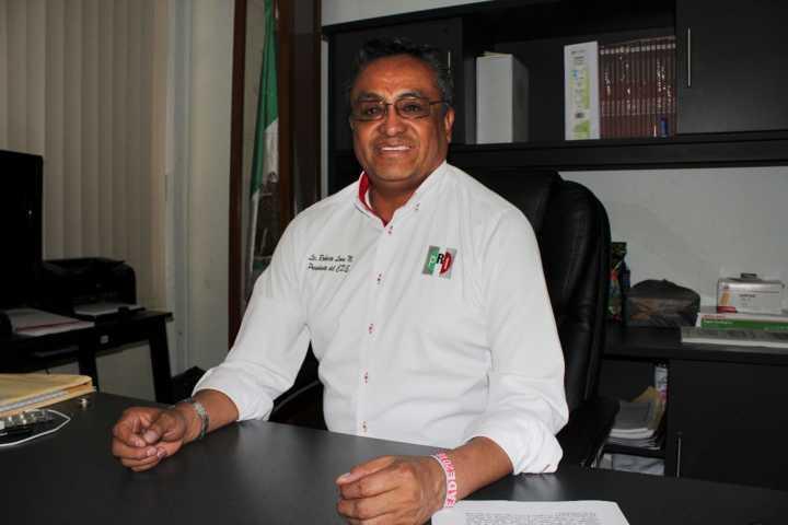 Destaca Lima Morales jornada electoral ejemplar en el PRI