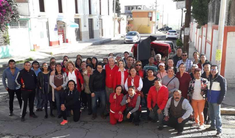 Triunfo contundente de Alito Moreno en Tlaxcala: Noé Rodríguez