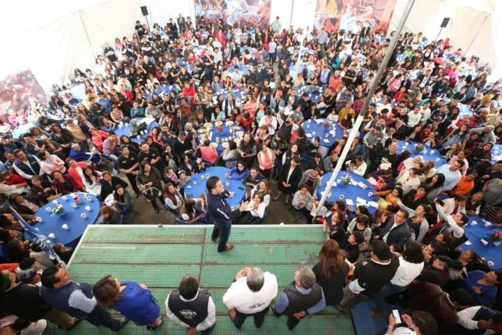Refrenda Damián Zepeda compromiso del Frente con mujeres tlaxcaltecas