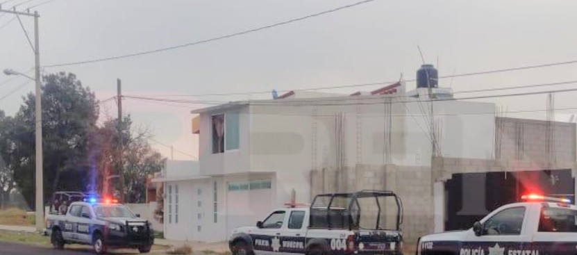 Policías municipales de Tetla dejan escapar a hampones