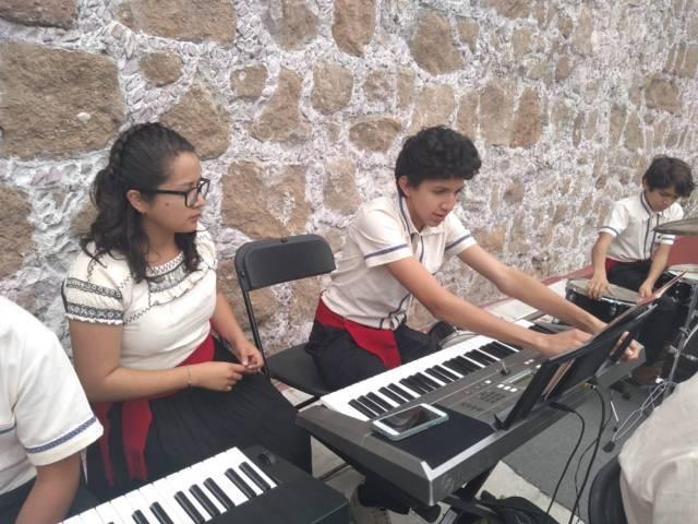 Ofrece Dirección de Cultura capitalina taller de piano