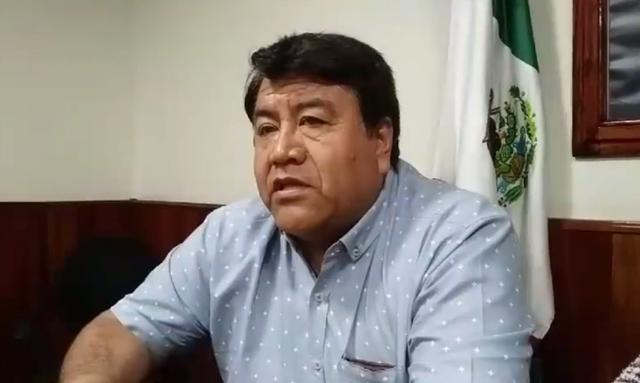 Picapiedra admite que se apoderó ilegalmente de unidades de Chiautempan