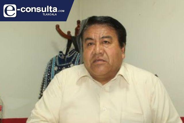 Se encapricha el Picapiedra, no quiere que se ejecuten obras en Chiautempan
