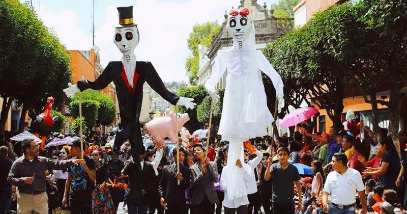 No te pierdas este Domingo el Desfile de Títeres por las calles de Tlaxcala