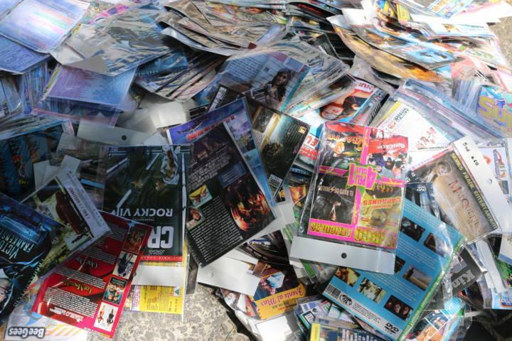 Aseguran más de tres mil piezas pirata en San Pablo Apetatitlán
