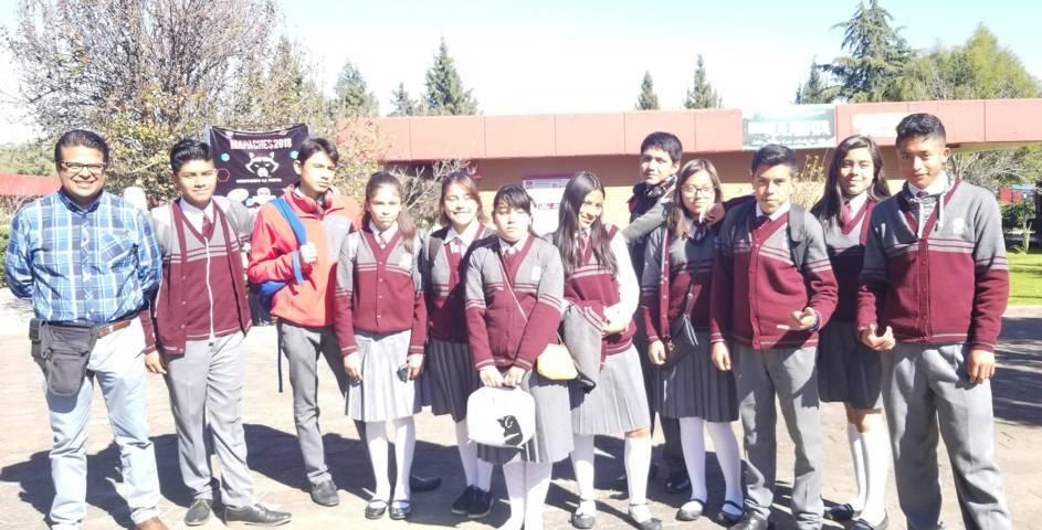 Participan alumnos tlaxcaltecas en fase estatal de la Olimpiada Mexicana de Informática