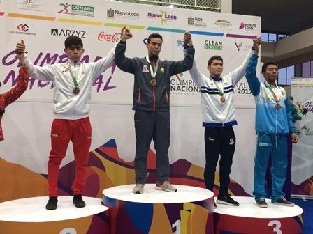 Plata para Renato Espinoza en boxeo de la Olimpiada