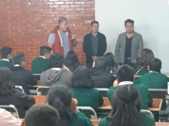 """Previenen el delito en escuela secundaria """"Presidente Juárez"""""""