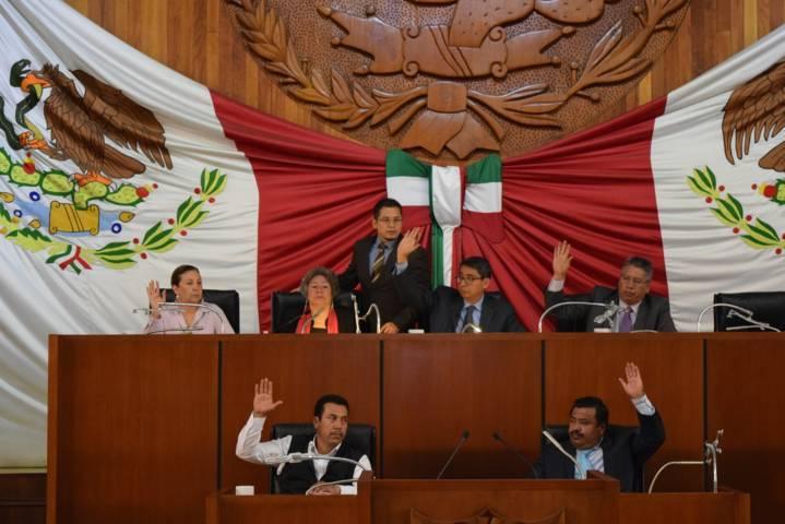 Aprueban decreto  que reforma y adicionan disposiciones de la constitución