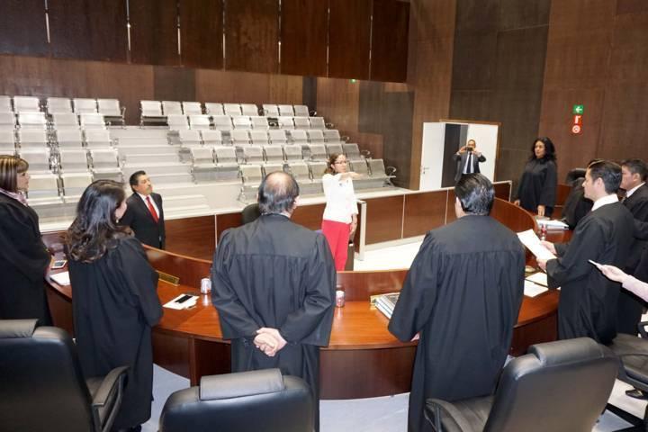 Elige el Pleno del TSJE a Martha Zenteno como Consejera de la Judicatura
