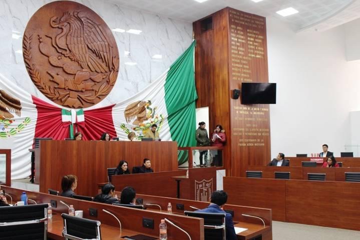 Integran Comisión Especial que conocerá denuncia de juicio político contra titular del IAPTLAX
