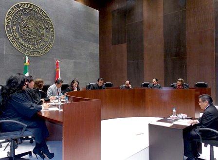 Presume Poder Judicial finanzas sanas pese a no disponer de más recursos
