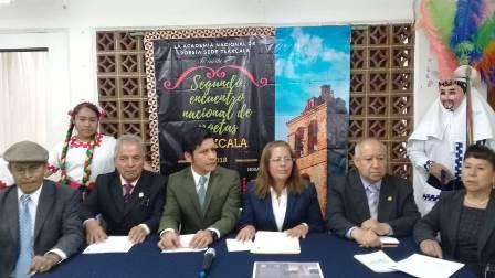 Convocan a Encuentro Nacional de Poetas en la capital