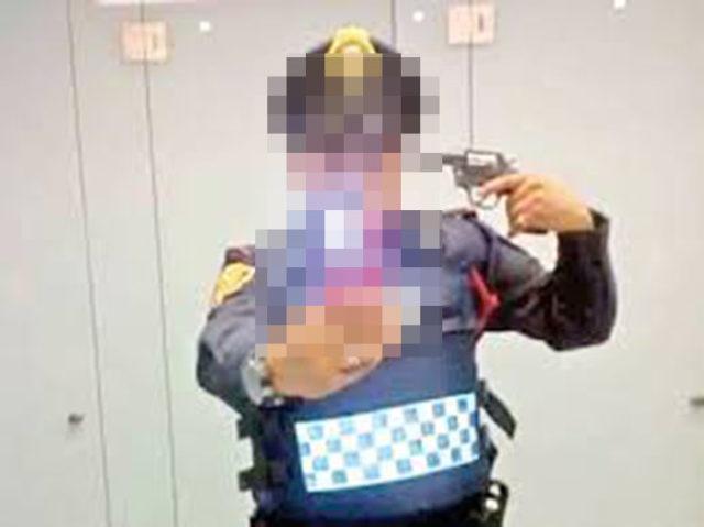 Se suicida policía municipal de Amaxac con arma de cargo, pero sin licencia