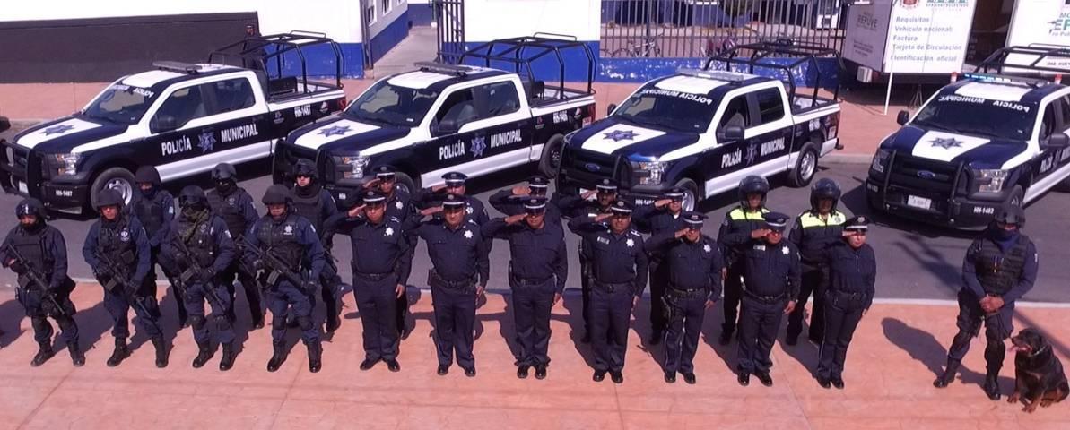 Estas vacaciones redoblaremos esfuerzos con 115 policías y 13 patrullas: alcalde