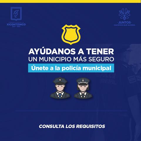 Ayuntamiento abre convocatoria para contratar personas para policías
