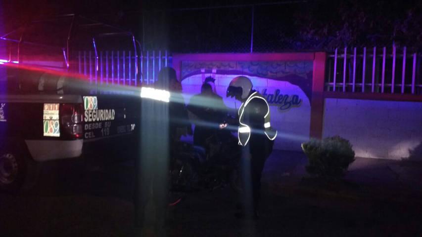 Mediante operativos nocturnos damos seguridad a la población: alcalde