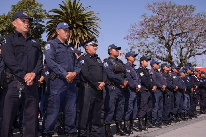 Policía municipal refuerzan la seguridad en los límites con otros municipios