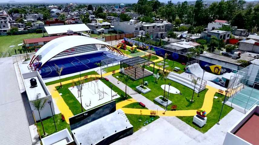 El Polideportivo ha recibido miles de personas de diferentes municipios: TOA