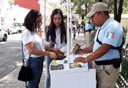 Inicia operación Módulo de Atención de la Policía Turística