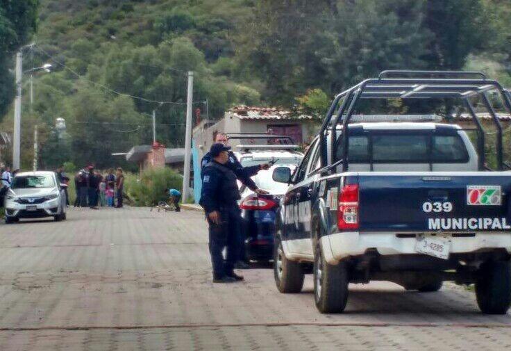 Balacera provoca intensa movilización policiaca en la capital