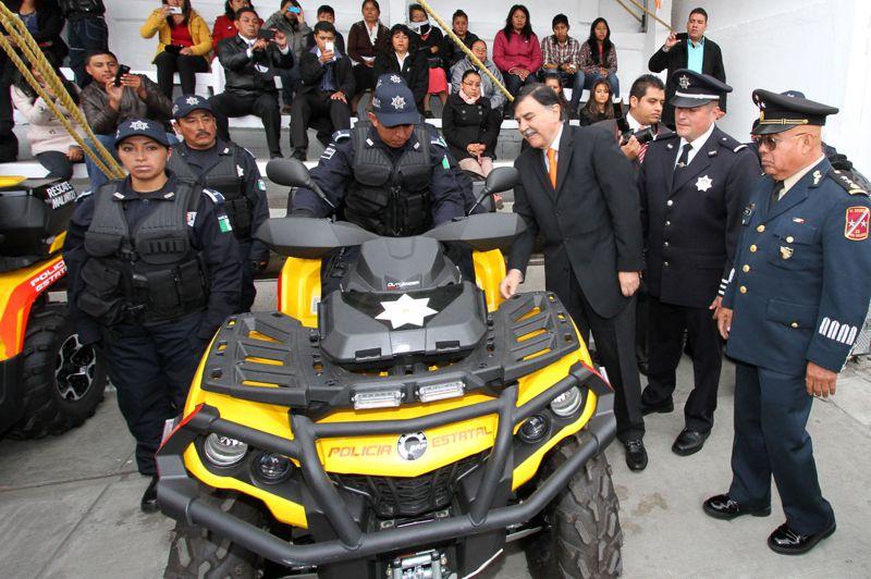 Recibirá Tlaxcala casi 119 millones de pesos para seguridad