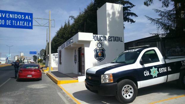 En Tlaxcala el 17% de los policías no son confiables, según informe