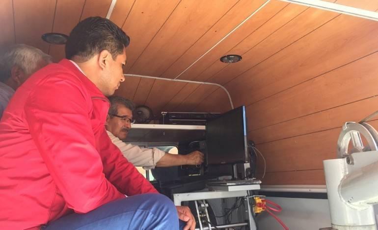 Acciones técnicas realiza CAPACH para recuperar pozo 6 de la U. Santa Cruz