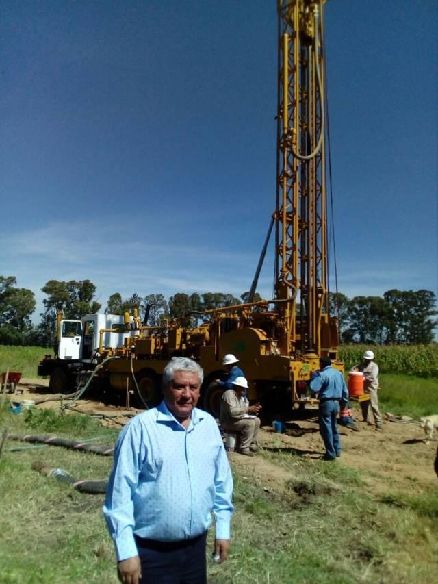 Dan inicio a perforación de nuevo pozo de agua potable en Teacalco